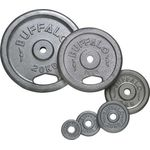 Buffalo Weight Plates 2x1.25kg svarcelšanas diski (65451)