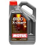 Motul 8100 X-clean+ 5W30 C3 5L