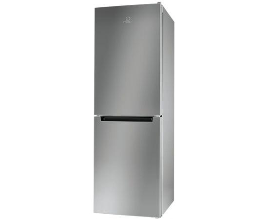 INDESIT LR7 S1 S Brīvi stāvošs 307L A+ Sudraba ledusskapis