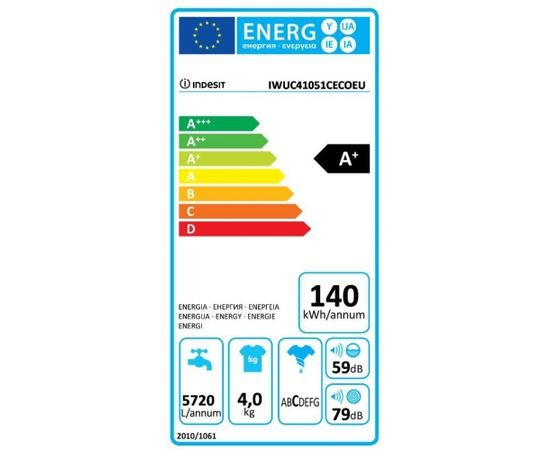 Indesit IWUC-41051 C ECO(EU)
