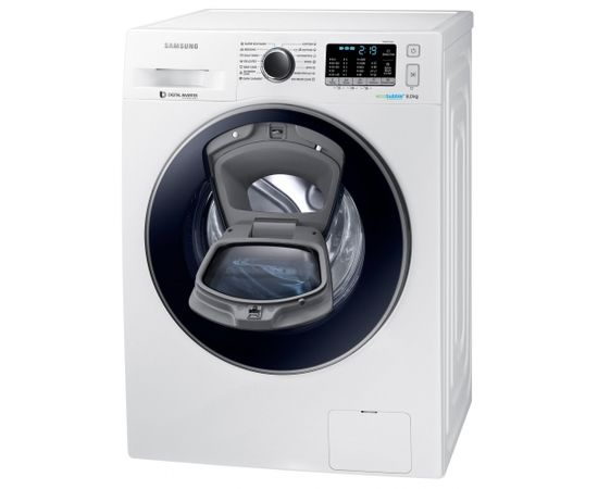 Samsung Add Wash WW80K5210UW/LE