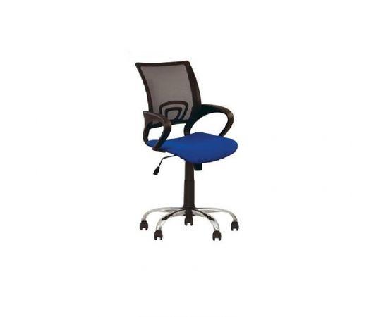 Krēsls NOWY STYL NETWORK GTP CHROME C-11 melns