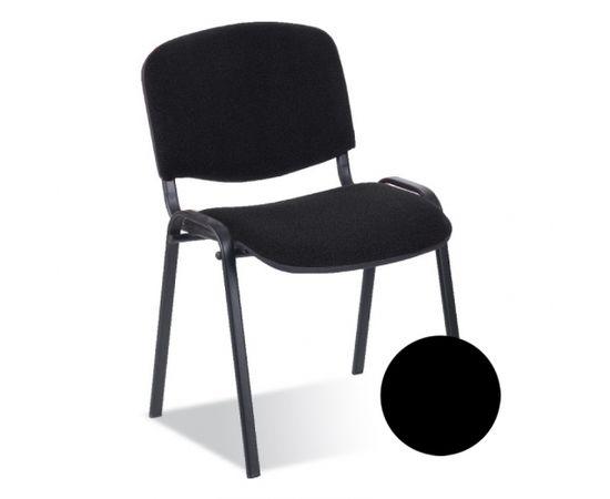Krēsls NOWY STYL ISO BLACK Plastic, melns