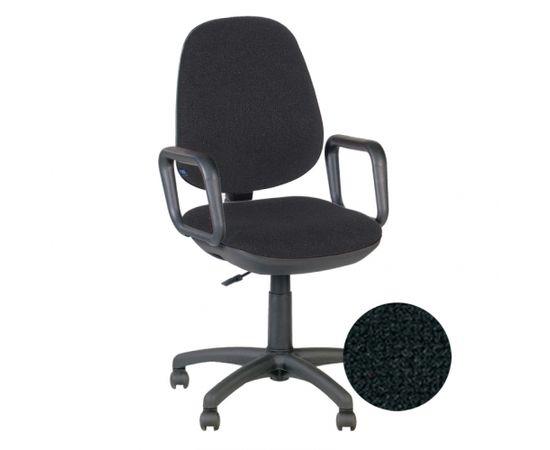 Krēsls NOWY STYL COMFORT GTP C-11, melns