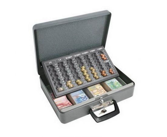 Naudas kaste WEDO ar izmēru 370x290x110 mm