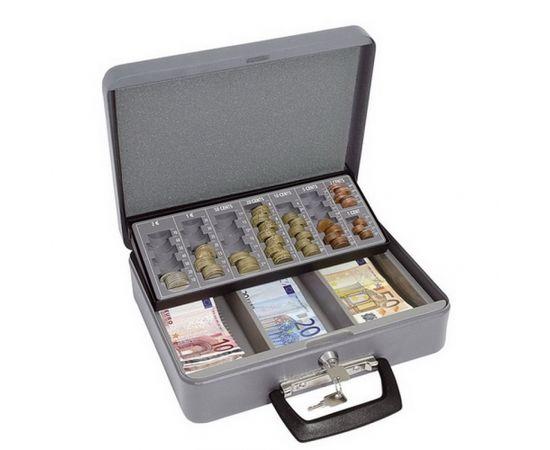 Naudas kaste WEDO ar izmēru 300x240x90 mm
