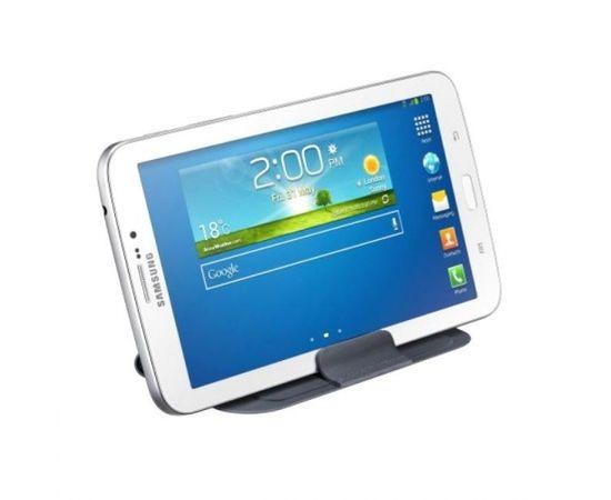 "Samsung EF-ST210BBE Universāls 7"" Galaxy Tab Maks - kabata ar statīvu Melns (EU Blister)"