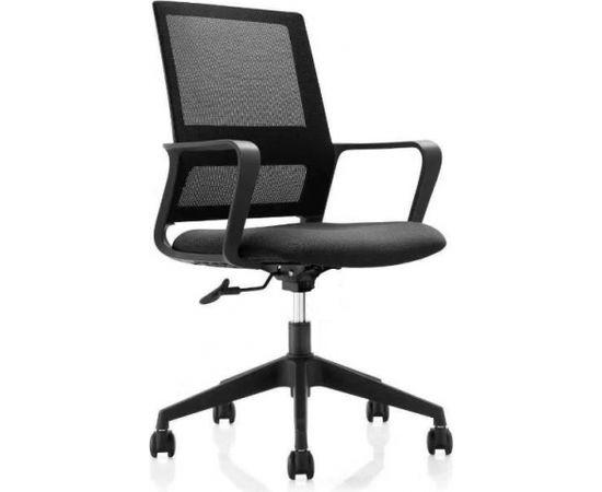 Grozāms biroja krēsls VANGALOO, melns