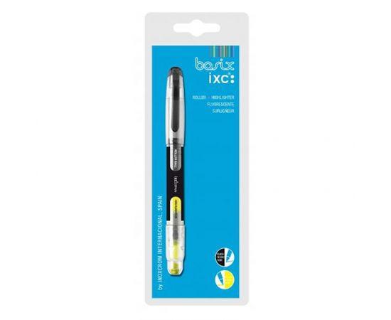 Pildspalva INOXCROM DUO melnā krāsā, 1 gab.
