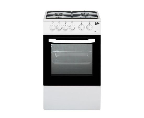 BEKO CSS42014FW 50cm Gaz/Electric Cooking White