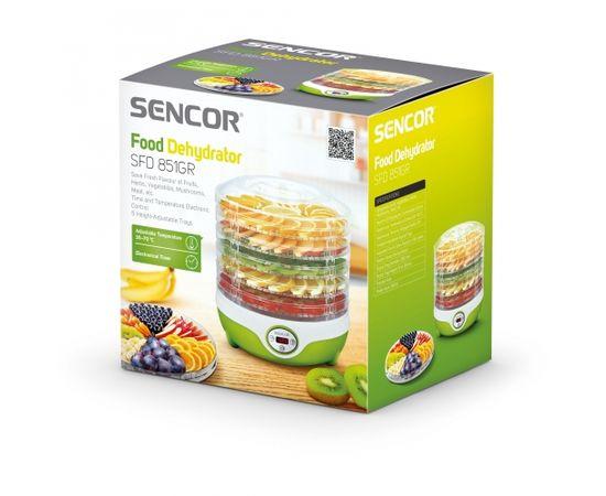 Sencor SFD 851 GR Pārtikas žāvētājs