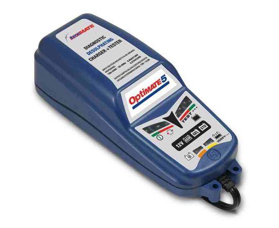 OPTIMATE TM220 5 12V 7.5-120Ah Akumulatoru lādētājs