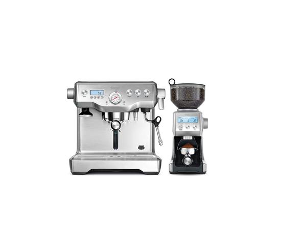 SAGE the Dynamic Duo™ Kafijas automāts the Dual Boiler + Kafijas dzirnaviņas Smart Grinder™ Pro
