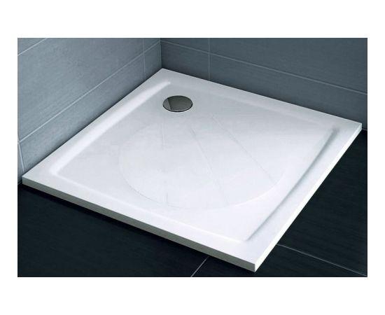 Ravak panelis dušas vanniņai Perseus Pro 80 Set, balts