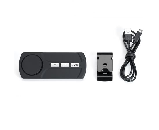 Bluetooth Car Kit by Celly Black