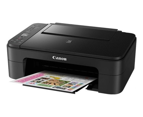 CANON Pixma TS3150 Black daudzfunkciju tintes printeri