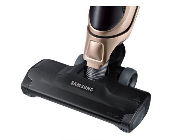 Samsung VS60K6080KD/SB spieķa tipa putekļu sūcējs, EZClean tehnoloģija, 170W