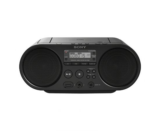 Sony ZS-PS50B Black