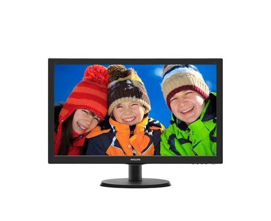"""Philips 223V5LHSB2 21.5"""" TN Monitors"""