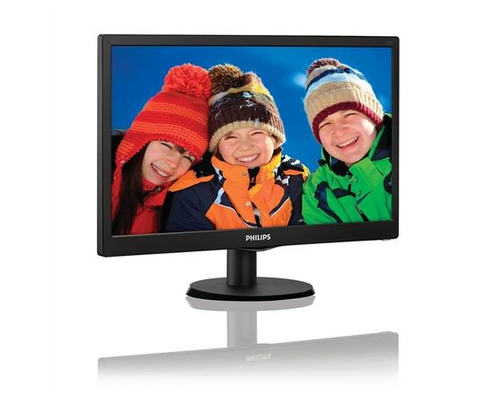 """Philips 203V5LSB26 19.5"""" TN Monitors"""