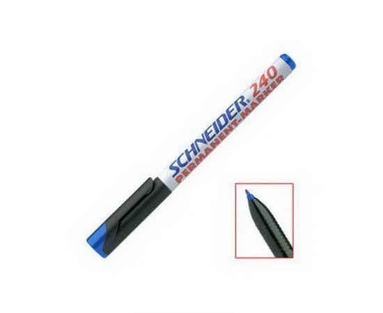 Noturīgais marķieris SCHNEIDER Maxx 240 konisks 1-2mm, zils
