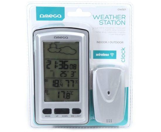 Omega digitālā laika apstākļu stacija (42362)