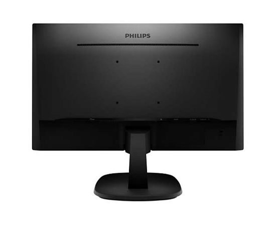 "Philips 243V7QJABF/00 23.8 "", FHD, 1920 x 1080 pixels, 16:9, LCD, IPS, 5 ms, 250 cd/m², Black, D-Sub cable, Audio, Power"