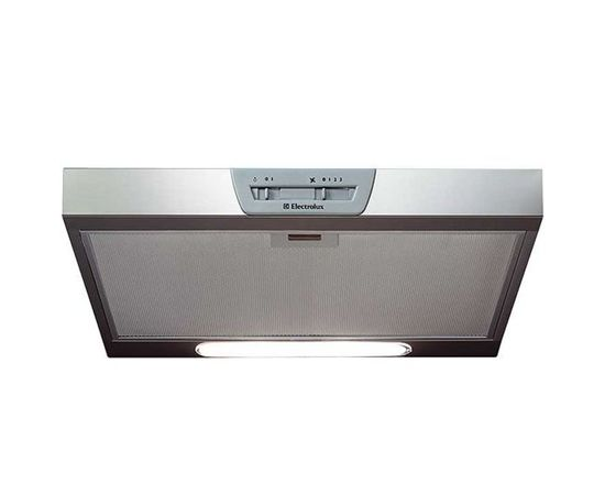 Electrolux EFT535X Canopy, 225 m³/h, Stainless steel