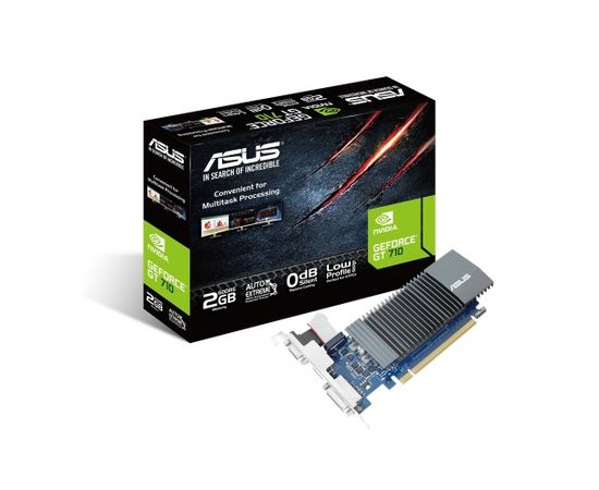 ASUS GT710-SL-2GD5 GeForce GT 710 2GB