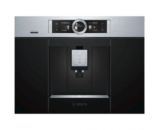 Bosch CTL636ES6 stainless steel, kafijas automāts, iebūvējams