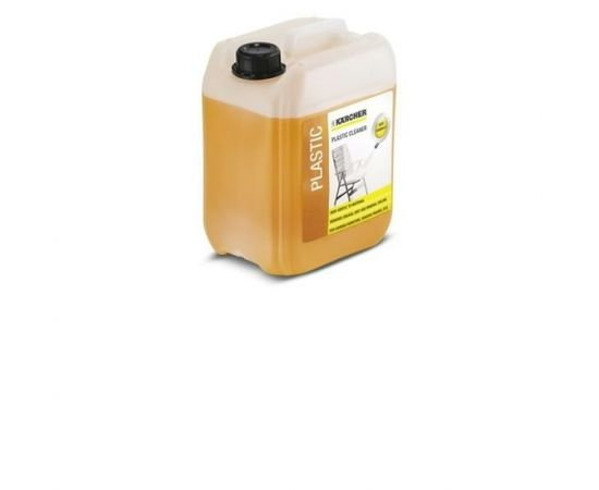 Karcher Līdzeklis plastmasas virsmu tīrīšanai, 5L, Kärcher