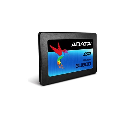 """ADATA Ultimate SU800 256 GB, SSD form factor 2.5"""", SSD interface Serial ATA III, Read speed 560 MB/s, Write speed 520 MB/s"""
