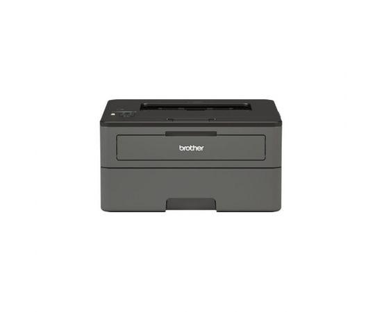 Brother HL-L2375DW Lāzerprinteris (34ppm, 16ipm, Duplex, 2400x600dpi, 64Mb, WLAN, LAN, USB, LCD, PCL6)