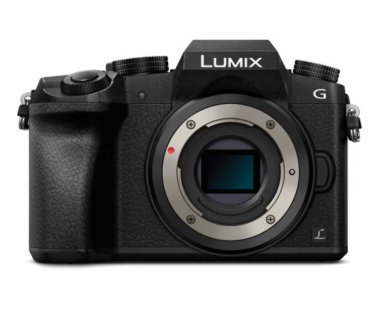 Panasonic Lumix DMC-G7 + 14-42mm komplekts, melns