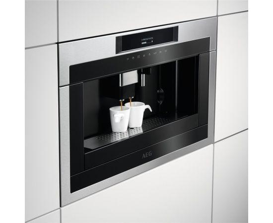 AEG KKE884500M kafijas automāts, ievūvējams