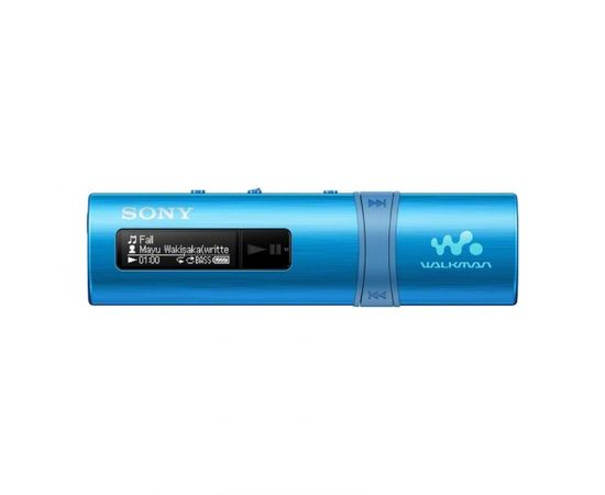 Sony NWZ-B183FL 4GB FM Blue