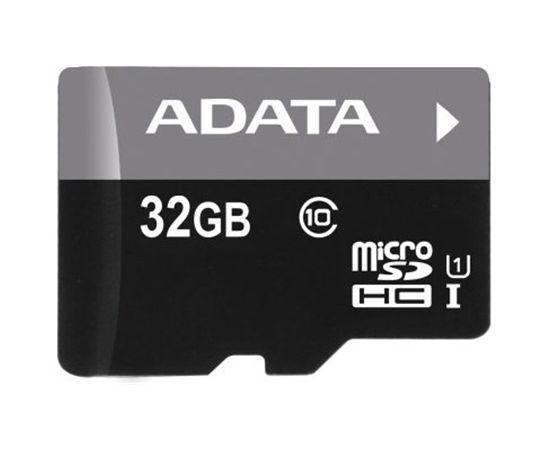 ADATA Premier UHS-I 32 GB, SDHC, Flash memory class 10, + SD adapter