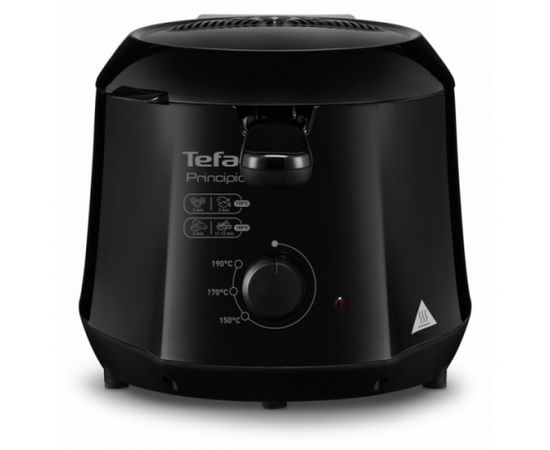 TEFAL FF230 frī pagatavošanas ierīce 1.2L, melns
