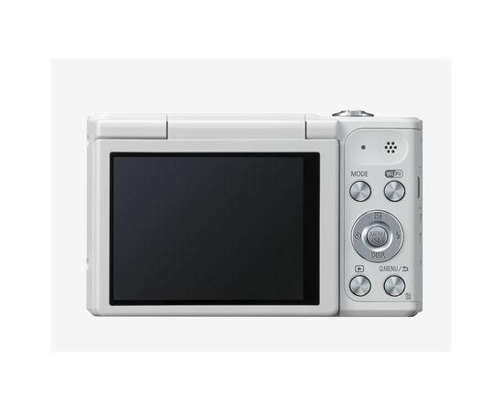 "Panasonic DMC-SZ10EP-W Compact camera, 16 MP, Optical zoom 12 x, Digital zoom 4 x, Image stabilizer, ISO 6400, Display diagonal 2.7 "", Wi-Fi, Focus 0.03m - ∞, Video recording, Lithium-Ion (Li-Ion), White"