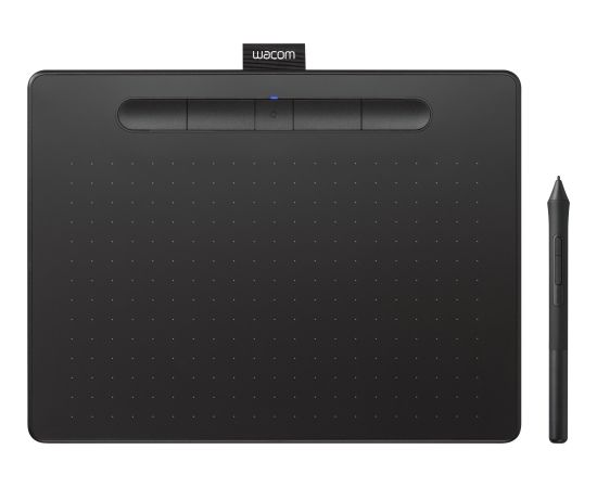 Wacom graphics tablet Intuos Comfort Plus Pen Bluetooth M, black (Ir veikalā)