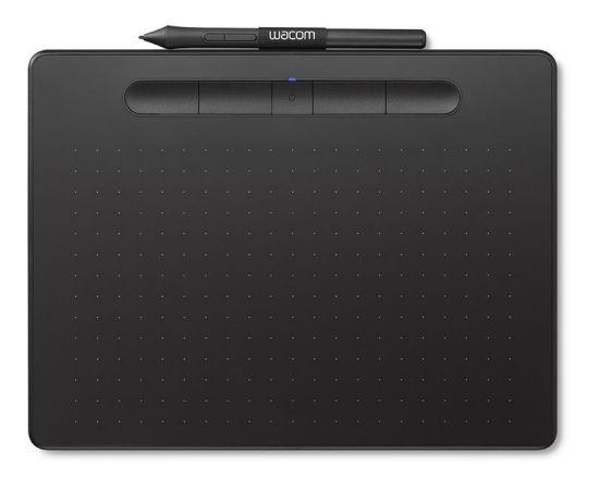 WACOM Intuos Comfort Plus Pen PB BluetoothM Black Grafiskā planšete