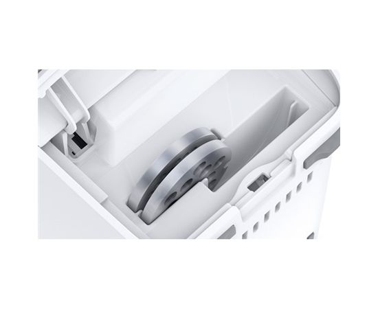 Bosch CompactPower Meat mincer MFW3520W White, 500 W, Number of speeds 5, 1,9, Sausage horn