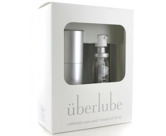 überlube Good-To-Go (15 & 30 ml) [ 15 ml + apvalks ]