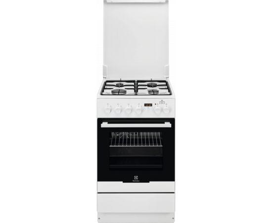 Gas-electric cooker Electrolux EKK54953OW