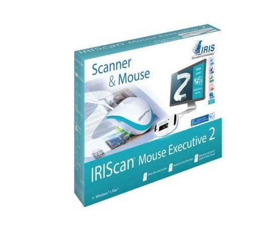 I.r.i.s IRISCan Mouse Executive 2 (Win/Mac)