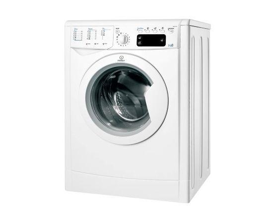 INDESIT IWDE7105BEU veļas mazg. mašīna ar žāvētāju