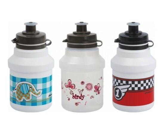 Polisport Kids + bottle cage / Rozā / 350ml