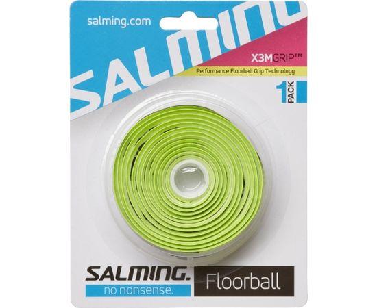 Salming X3M Pro Grip Lime Green nūjas tinums (1123825-1616)