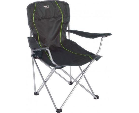 High Peak Chair Salou saliekamais tērauda krēsls (44107)