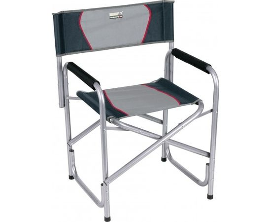 High Peak Chair Cadiz saliekamais tērauda krēsls (44131)